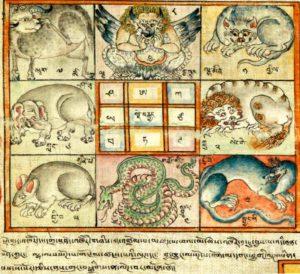 тантрическая астрология Тибета